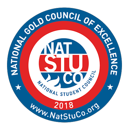 student council 2018 award