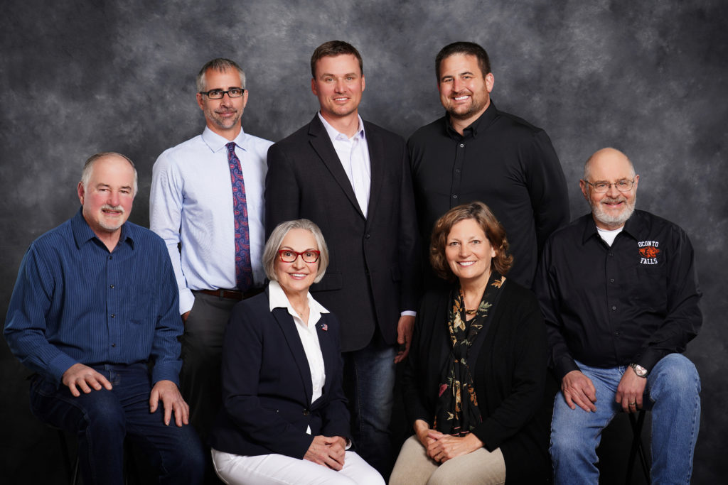 picture of board members